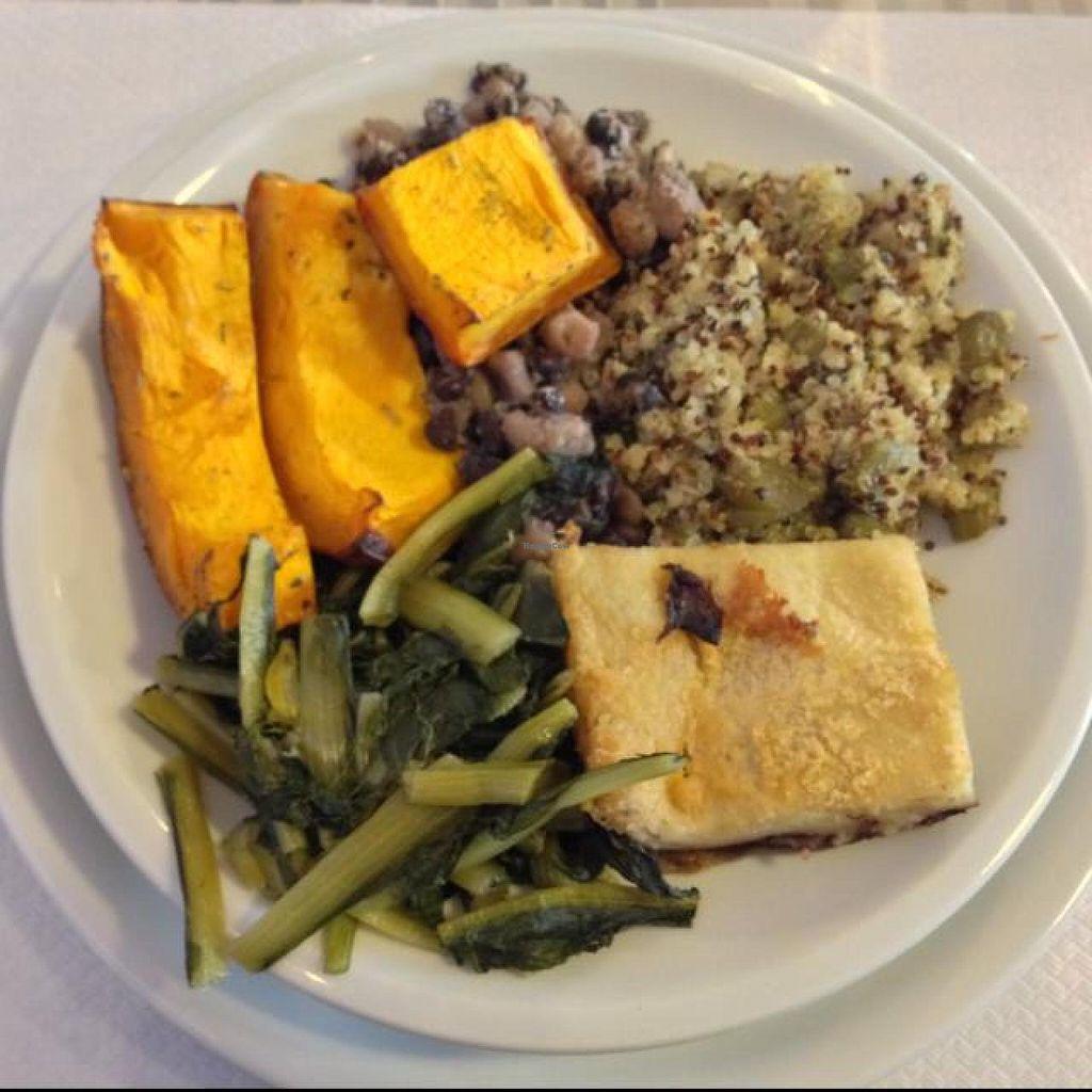 "Photo of La Pentola Vegana  by <a href=""/members/profile/devu"">devu</a> <br/>Lunch! <br/> April 24, 2014  - <a href='/contact/abuse/image/41530/68444'>Report</a>"