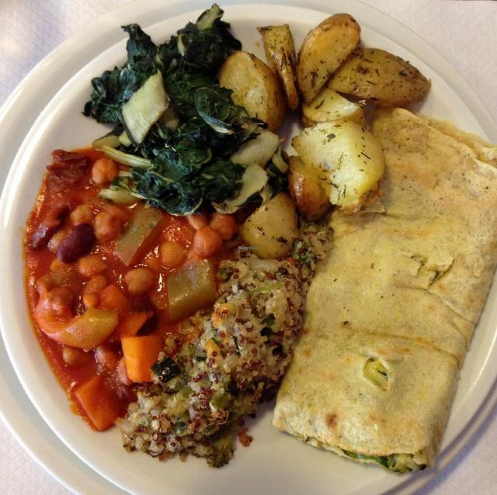 "Photo of La Pentola Vegana  by <a href=""/members/profile/devu"">devu</a> <br/>lunch! <br/> July 10, 2014  - <a href='/contact/abuse/image/41530/73632'>Report</a>"