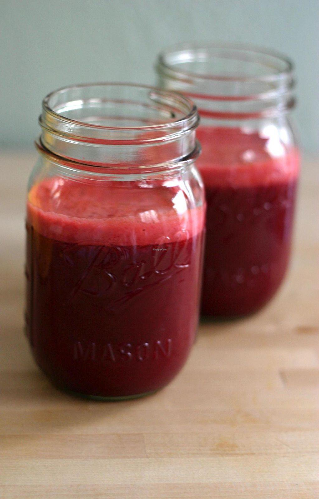 """Photo of CLOSED: Raw Truth Living  by <a href=""""/members/profile/rawtruthliving"""">rawtruthliving</a> <br/>Red Energy Juice Blend <br/> January 12, 2014  - <a href='/contact/abuse/image/41533/62373'>Report</a>"""