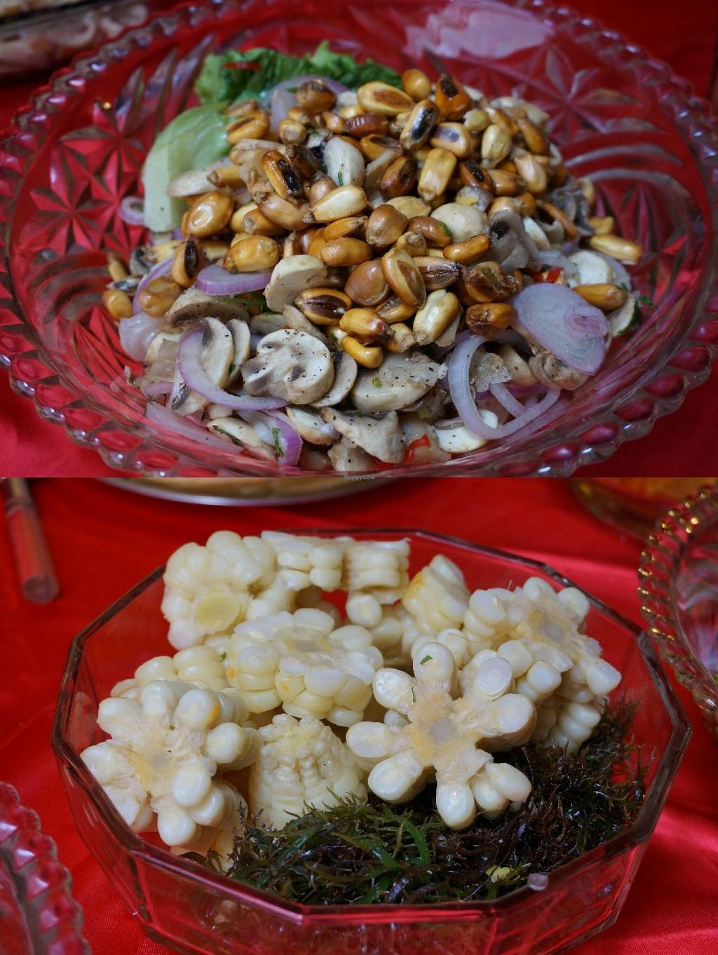 """Photo of Pacchamama  by <a href=""""/members/profile/Ricardo"""">Ricardo</a> <br/>Mushroom Ceviche (catered) <br/> June 18, 2016  - <a href='/contact/abuse/image/41619/154585'>Report</a>"""