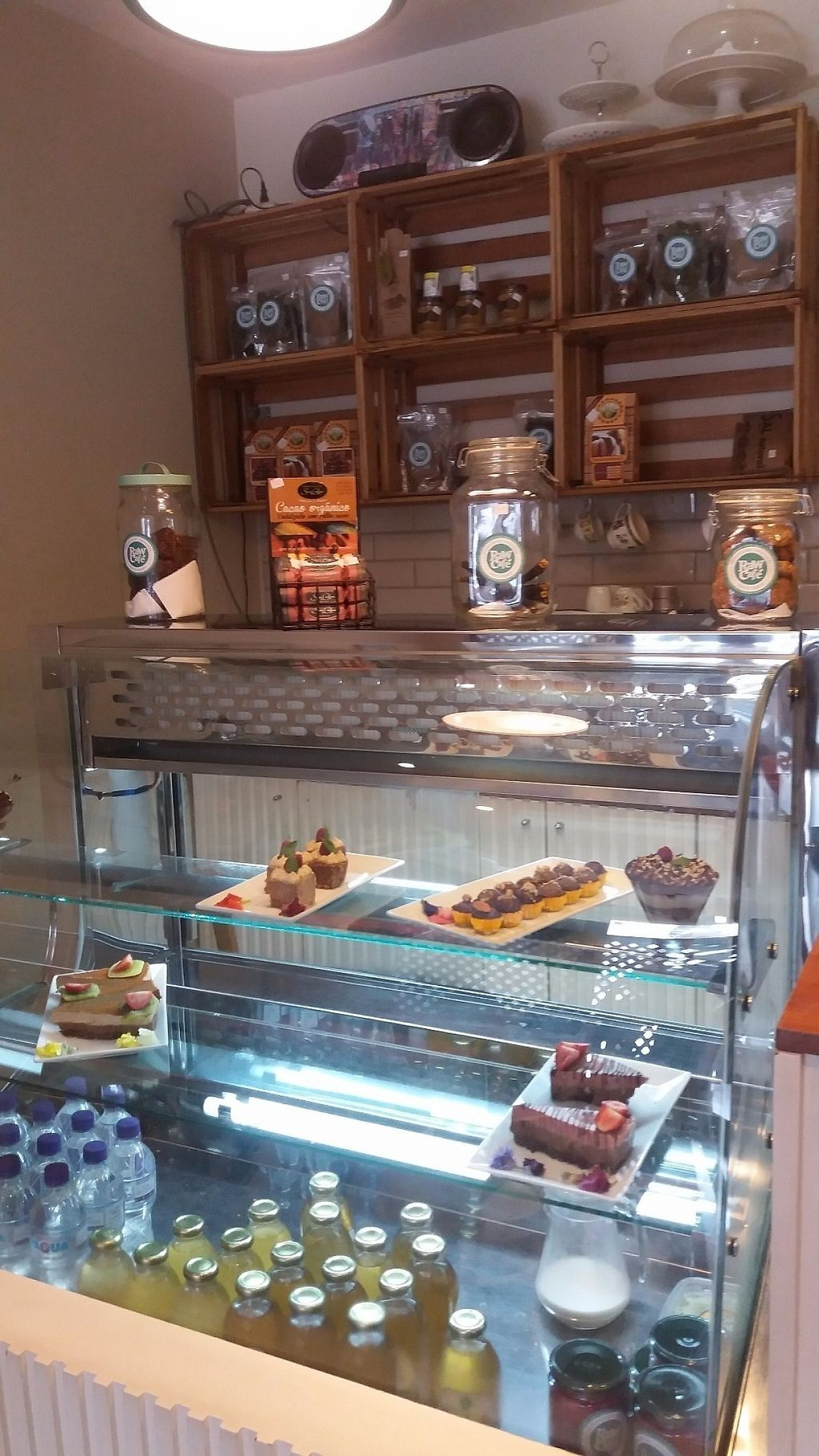 "Photo of Raw Cafe - Independencia  by <a href=""/members/profile/Ismarix"">Ismarix</a> <br/>Dessert bar <br/> December 20, 2016  - <a href='/contact/abuse/image/41640/203229'>Report</a>"