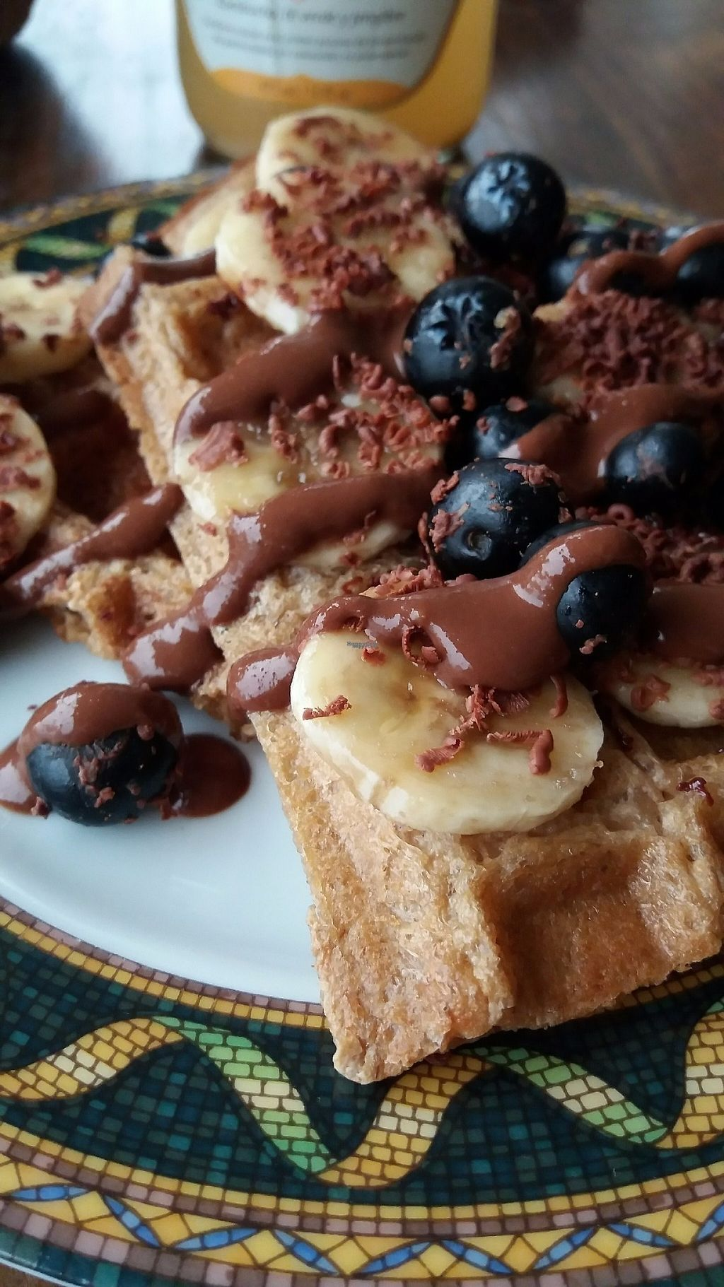 "Photo of Raw Cafe - Independencia  by <a href=""/members/profile/Arta"">Arta</a> <br/>Waffles <br/> March 20, 2017  - <a href='/contact/abuse/image/41640/238902'>Report</a>"