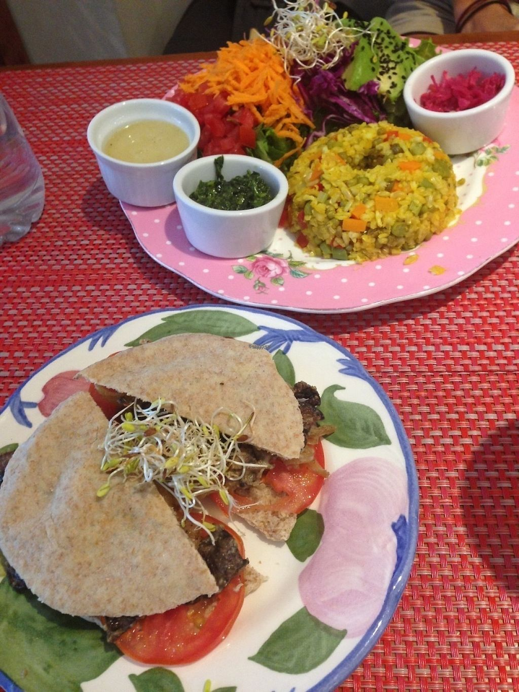"Photo of Raw Cafe - Independencia  by <a href=""/members/profile/EmilyNoelle"">EmilyNoelle</a> <br/>Portobello sandwich and kitchari  <br/> April 1, 2017  - <a href='/contact/abuse/image/41640/243462'>Report</a>"
