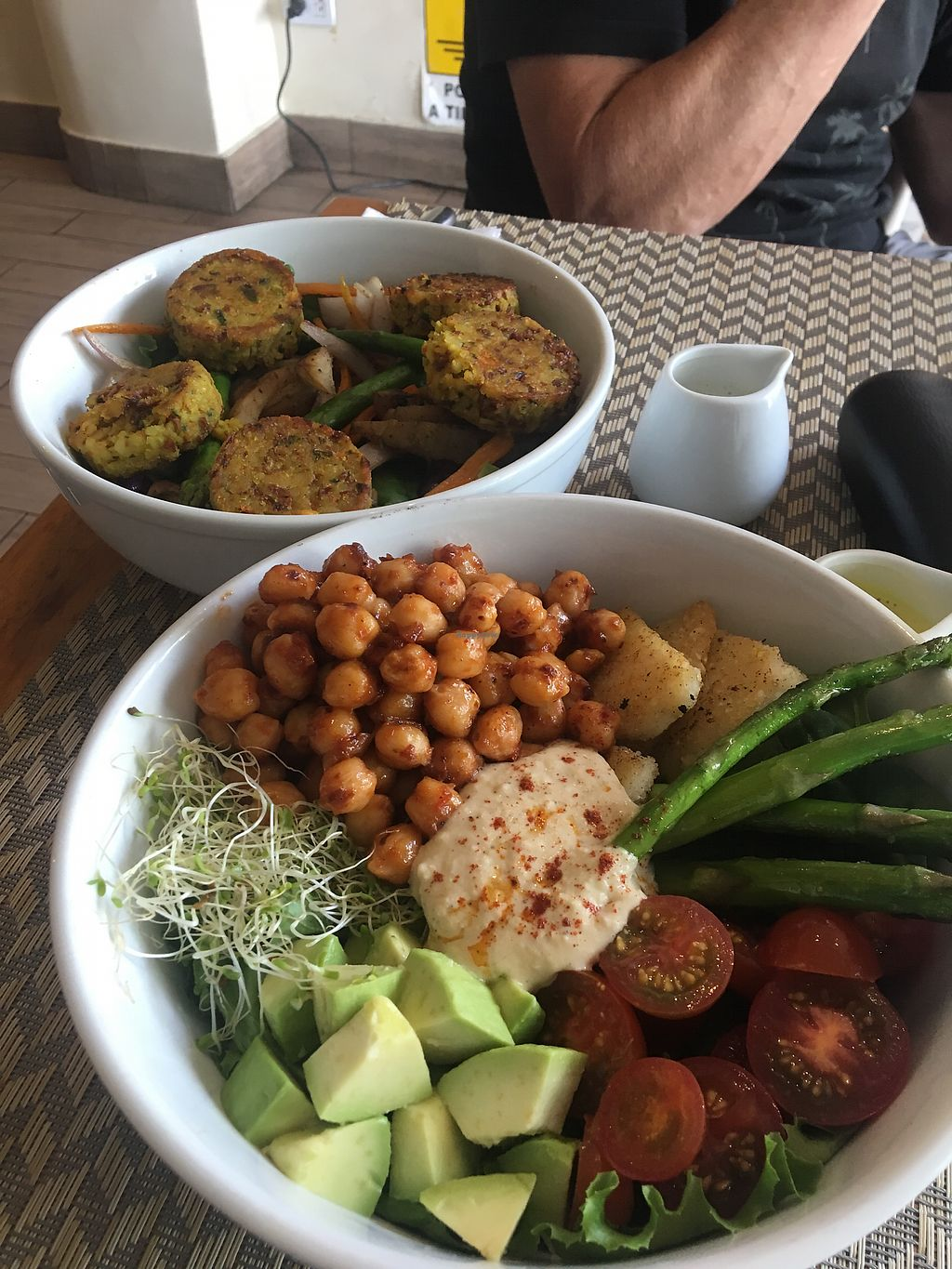 "Photo of Raw Cafe - Independencia  by <a href=""/members/profile/mjbroad"">mjbroad</a> <br/>Buddha Bowl  <br/> February 1, 2018  - <a href='/contact/abuse/image/41640/353697'>Report</a>"