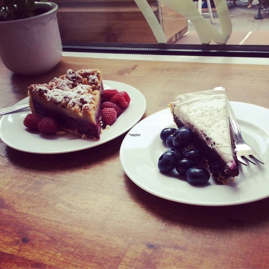 "Photo of Avocado Vegan Bistro - Wajdeloty  by <a href=""/members/profile/AgataAgathe"">AgataAgathe</a> <br/>Desserts <br/> August 8, 2016  - <a href='/contact/abuse/image/41675/166954'>Report</a>"