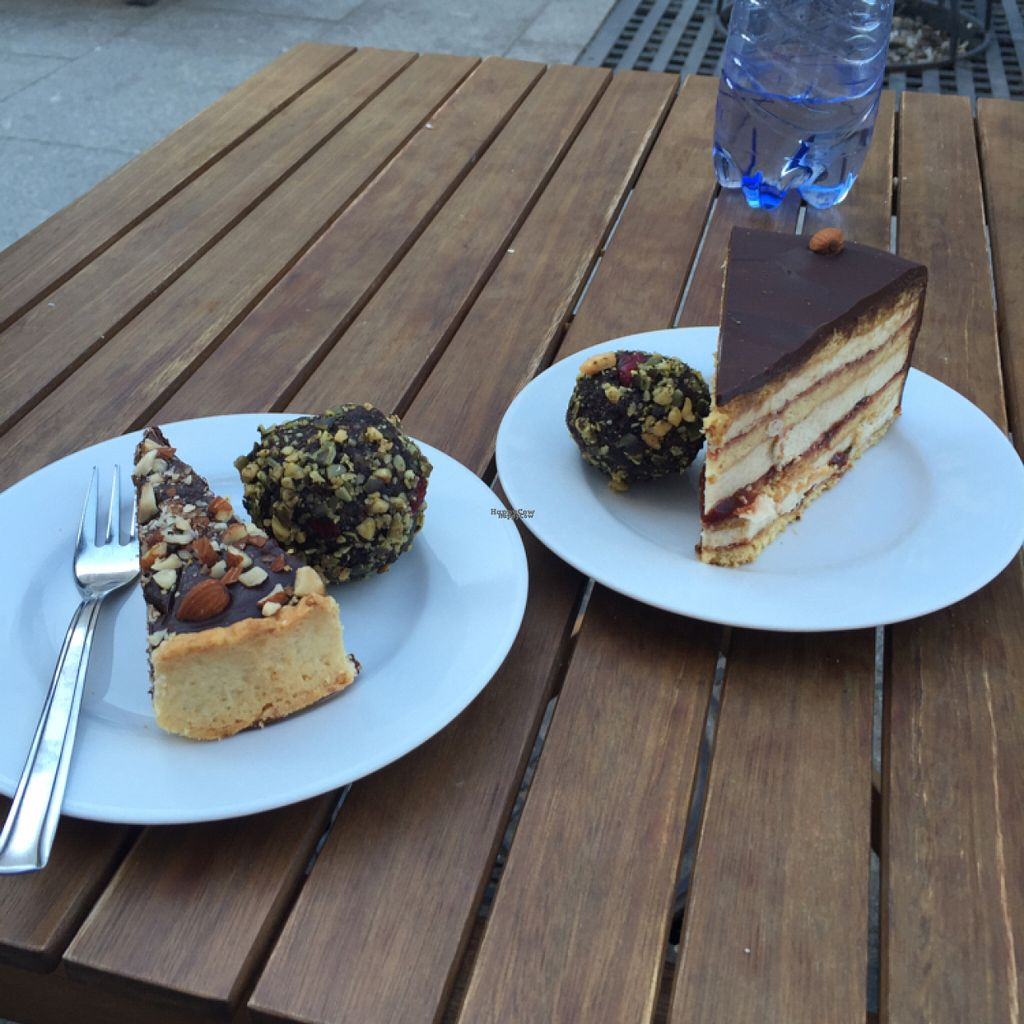 "Photo of Avocado Vegan Bistro - Wajdeloty  by <a href=""/members/profile/Aliwg"">Aliwg</a> <br/>dessert <br/> August 14, 2016  - <a href='/contact/abuse/image/41675/168593'>Report</a>"