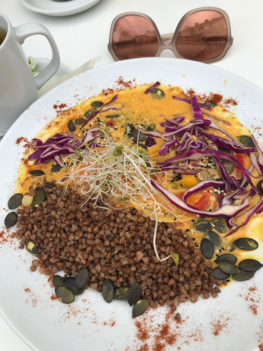 "Photo of Avocado Vegan Bistro - Wajdeloty  by <a href=""/members/profile/Beaa"">Beaa</a> <br/>Vegan curry  <br/> August 31, 2017  - <a href='/contact/abuse/image/41675/299420'>Report</a>"
