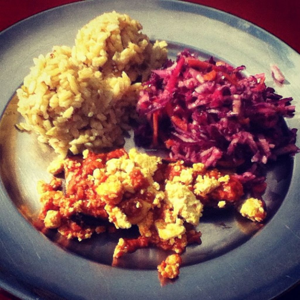 """Photo of O Oriente no Porto  by <a href=""""/members/profile/Anticopy"""">Anticopy</a> <br/>Integral rice, red cabbage and some mix I don' remember (4 year old photo). The place is typical to this restaurant <br/> October 22, 2015  - <a href='/contact/abuse/image/4170/122229'>Report</a>"""