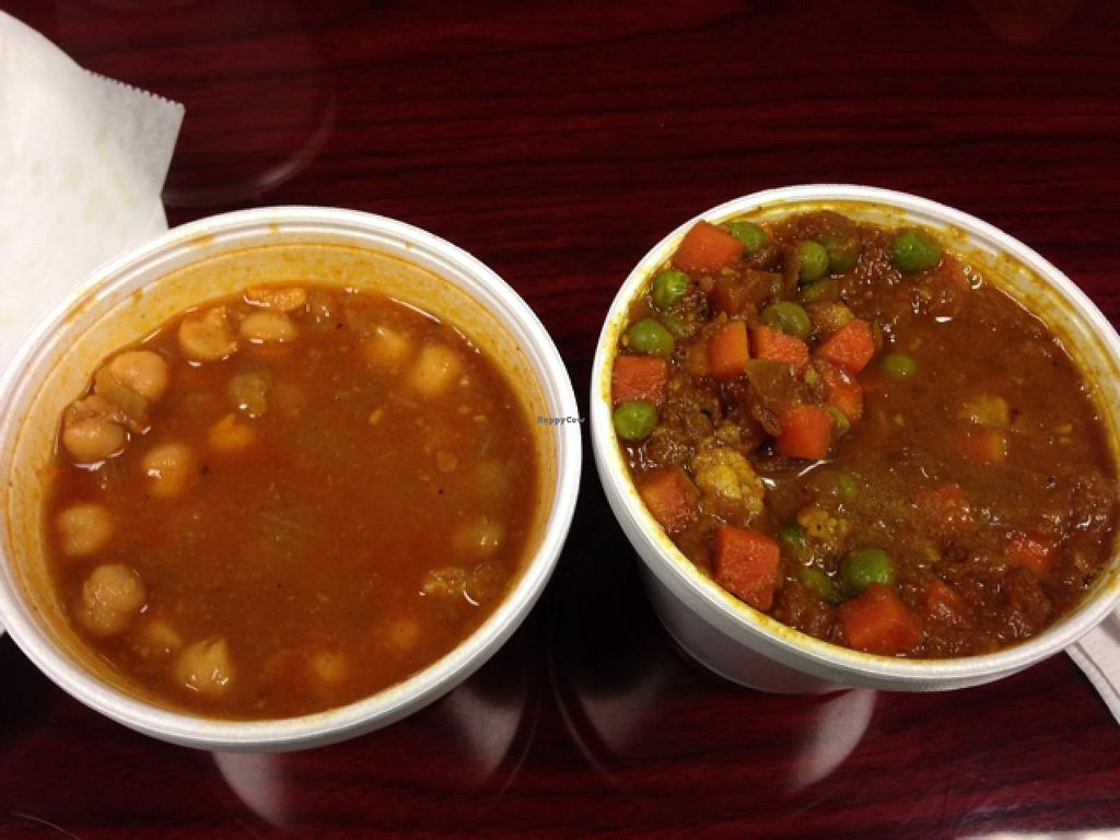 """Photo of CLOSED: Rajdhani  by <a href=""""/members/profile/calamaestra"""">calamaestra</a> <br/>chickpeas and vegetable curry <br/> December 26, 2013  - <a href='/contact/abuse/image/41712/60912'>Report</a>"""