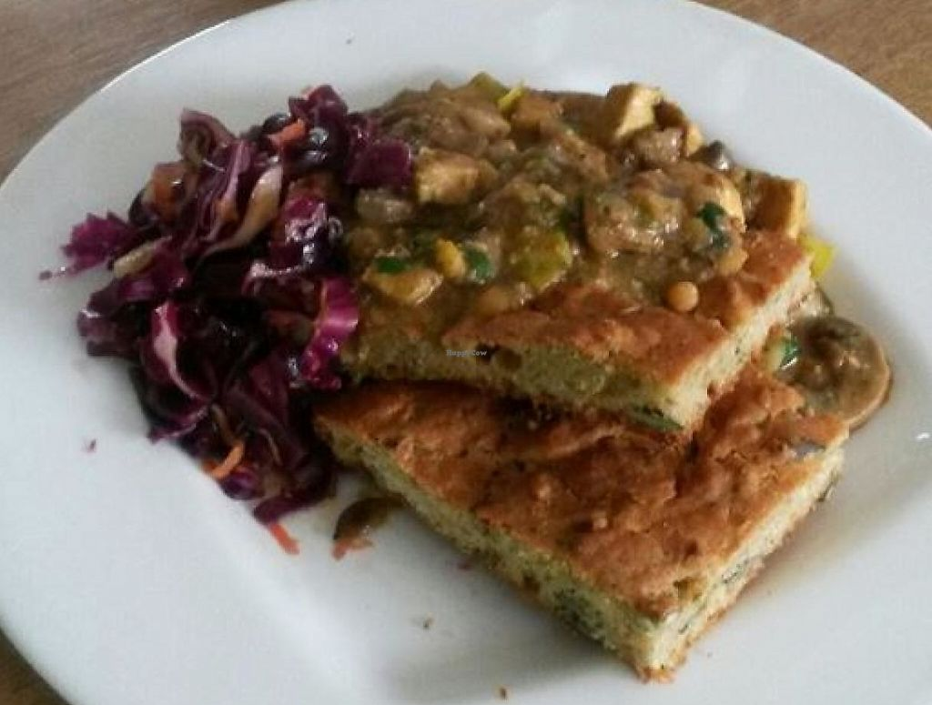 """Photo of Vegan Bar  by <a href=""""/members/profile/CheshireCat"""">CheshireCat</a> <br/>lunch menu <br/> February 20, 2014  - <a href='/contact/abuse/image/41723/243638'>Report</a>"""