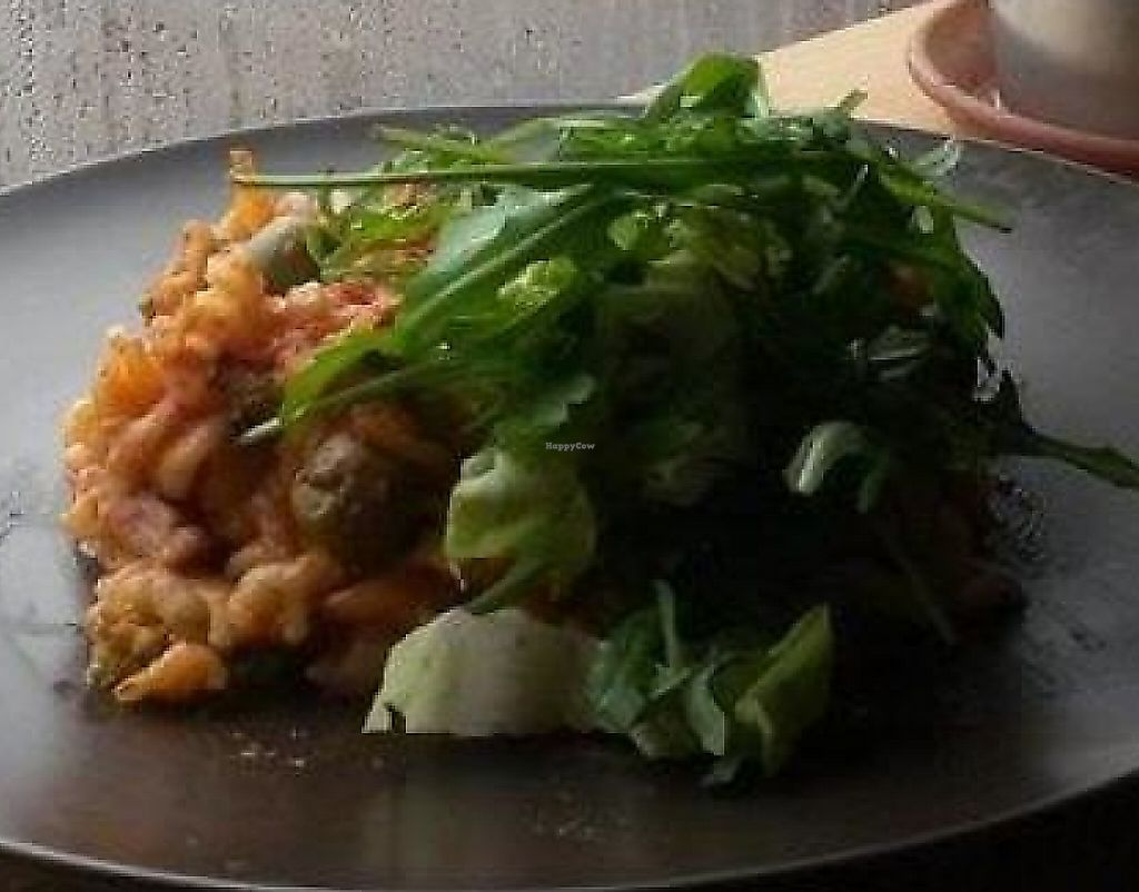 """Photo of Vegan Bar  by <a href=""""/members/profile/CheshireCat"""">CheshireCat</a> <br/>lunch menu <br/> February 20, 2014  - <a href='/contact/abuse/image/41723/243646'>Report</a>"""