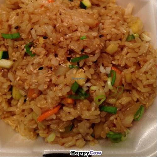 "Photo of Hasu Sushi and Grill  by <a href=""/members/profile/Sonsearae"">Sonsearae</a> <br/>Veggie Fried Rice (no egg) <br/> September 24, 2013  - <a href='/contact/abuse/image/41739/55609'>Report</a>"