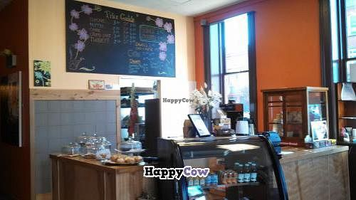 """Photo of CLOSED: Harvest Moon Creations  by <a href=""""/members/profile/Kyle11"""">Kyle11</a> <br/>Harvest Moon Bakery's sales counter and menu <br/> November 9, 2013  - <a href='/contact/abuse/image/41765/58232'>Report</a>"""