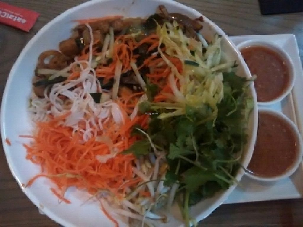 """Photo of CO  by <a href=""""/members/profile/emmawin"""">emmawin</a> <br/>bun xao, messier than when they served it. Delicious! <br/> February 12, 2016  - <a href='/contact/abuse/image/41766/224039'>Report</a>"""