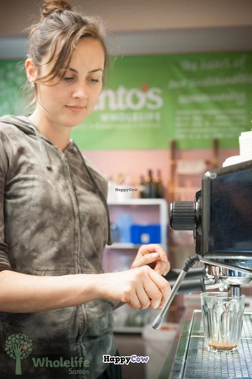 """Photo of Santos Organics  by <a href=""""/members/profile/Ricapo"""">Ricapo</a> <br/>Organic Coffee <br/> September 18, 2013  - <a href='/contact/abuse/image/41772/55234'>Report</a>"""