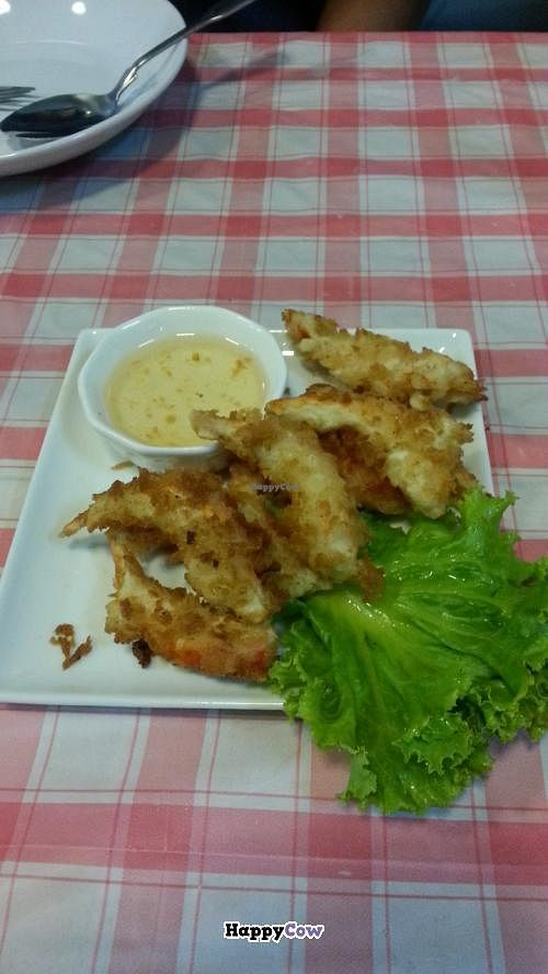 Photo of Kaow Jiaw  by jhon108 <br/>mock prawn tempura <br/> September 19, 2013  - <a href='/contact/abuse/image/41781/55256'>Report</a>