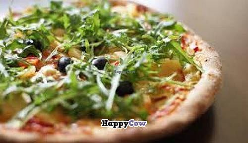 """Photo of Express Pizza  by <a href=""""/members/profile/amil%20suas"""">amil suas</a> <br/>Pizzaer: 1. tomatsauce, 'ost' og tre slags valgfri grøntsager - 69 kr.  2. tomatsauce, 'ost', 'skinke' og to slags valgfri grøntsager - 76 kr.  3. tomatsauce, 'ost', 'peperoni' og to slags valgfri grøntsager - 76 kr.  4. tomatsauce, 'ost',  <br/> November 28, 2013  - <a href='/contact/abuse/image/41789/59224'>Report</a>"""