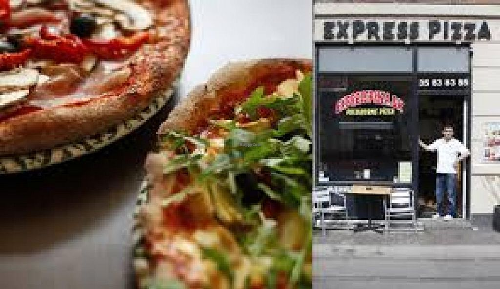 """Photo of Express Pizza  by <a href=""""/members/profile/alexxxmikkel"""">alexxxmikkel</a> <br/> www.expresspizza.dk   Has Provet their burger some twice, which decided is also among the better (til et pizzaria), it is and will be their pizz <br/> August 6, 2014  - <a href='/contact/abuse/image/41789/76195'>Report</a>"""