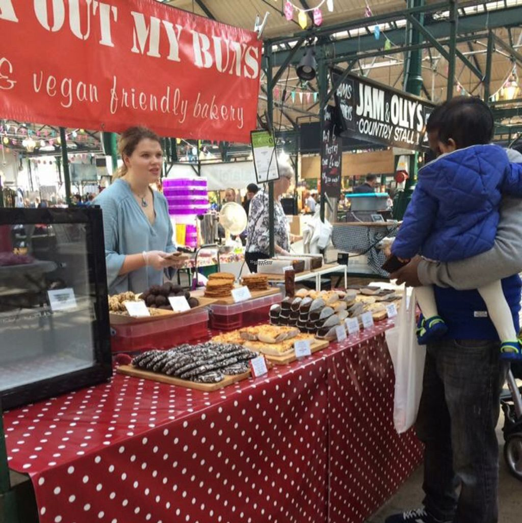 "Photo of Check Out My Buns  by <a href=""/members/profile/CiaraSlevin"">CiaraSlevin</a> <br/>stall in St George's Market <br/> August 21, 2016  - <a href='/contact/abuse/image/41832/170493'>Report</a>"