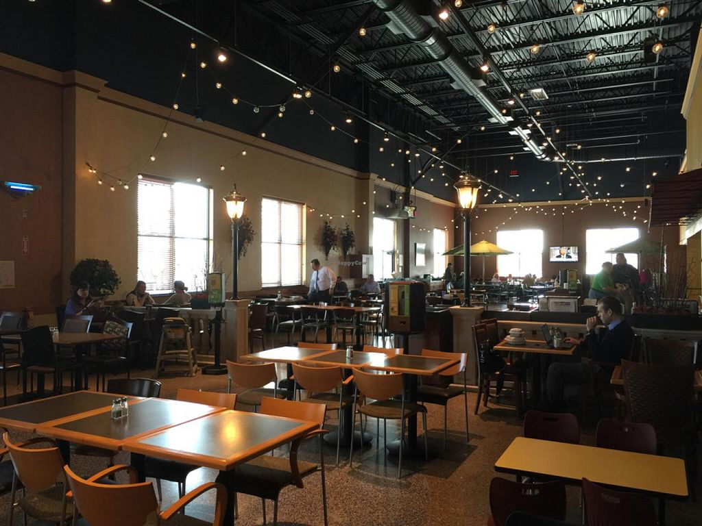 """Photo of Wegmans  by <a href=""""/members/profile/gwild"""">gwild</a> <br/>large seating area <br/> March 19, 2015  - <a href='/contact/abuse/image/41863/96157'>Report</a>"""