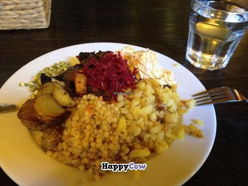 """Photo of Lucky's Vege Bistro  by <a href=""""/members/profile/EricW"""">EricW</a> <br/>chosen from the buffet <br/> November 27, 2013  - <a href='/contact/abuse/image/41902/59175'>Report</a>"""