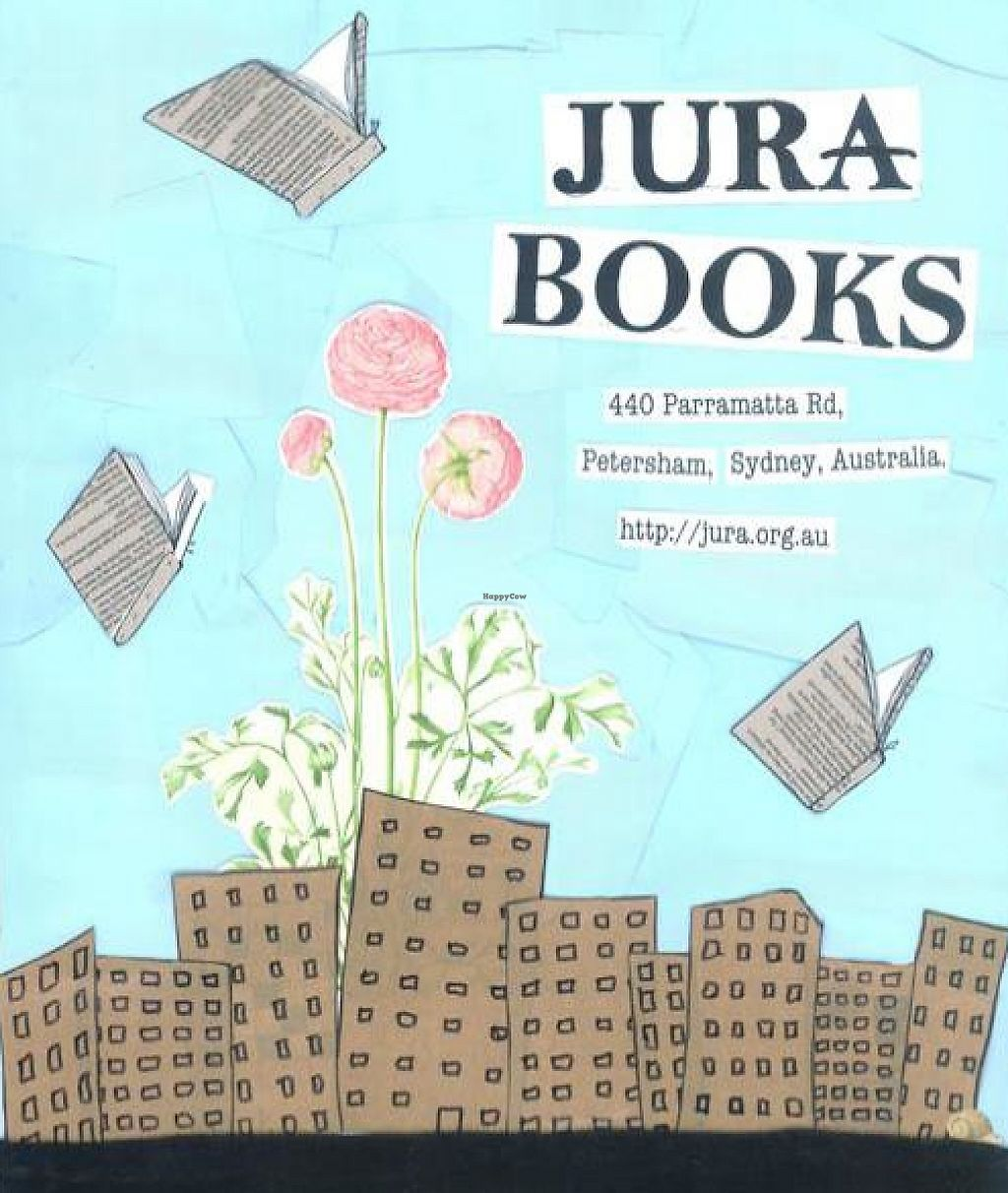 """Photo of Jura Books  by <a href=""""/members/profile/anarchistanimal"""">anarchistanimal</a> <br/>Poster for Jura Books <br/> September 26, 2013  - <a href='/contact/abuse/image/41937/248055'>Report</a>"""