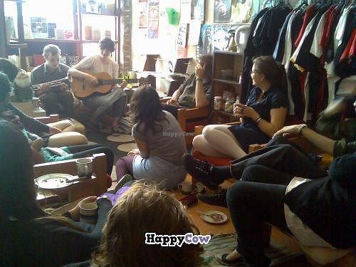 """Photo of Jura Books  by <a href=""""/members/profile/anarchistanimal"""">anarchistanimal</a> <br/>Music event at Jura Books <br/> September 26, 2013  - <a href='/contact/abuse/image/41937/55775'>Report</a>"""