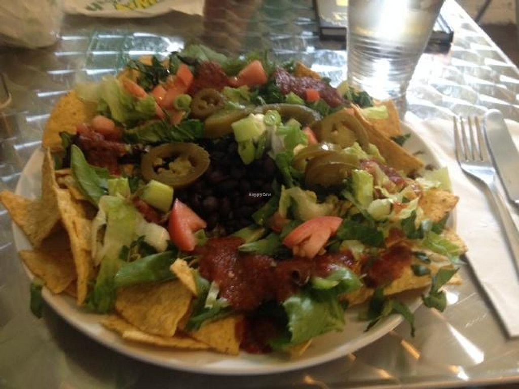 "Photo of Cashew  by <a href=""/members/profile/Anita%20Good%20Meal"">Anita Good Meal</a> <br/>Haystack - a black bean and brown rice taco salad.  <br/> August 18, 2014  - <a href='/contact/abuse/image/41952/77416'>Report</a>"