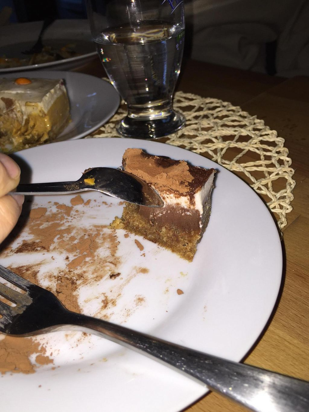 "Photo of Vegan Time  by <a href=""/members/profile/monmart"">monmart</a> <br/>Tiramisu Pie <br/> November 2, 2014  - <a href='/contact/abuse/image/41953/84406'>Report</a>"