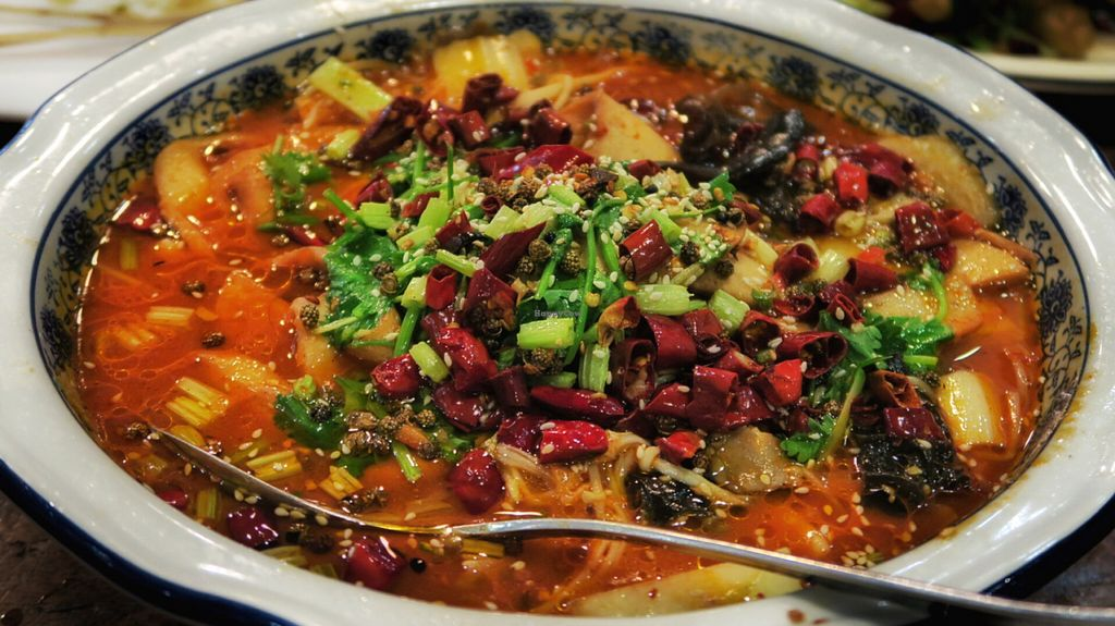 "Photo of Yipin Zhai  by <a href=""/members/profile/Jamesmcmsju"">Jamesmcmsju</a> <br/>Sichuan HotPot is huge!  <br/> May 31, 2016  - <a href='/contact/abuse/image/42029/151587'>Report</a>"
