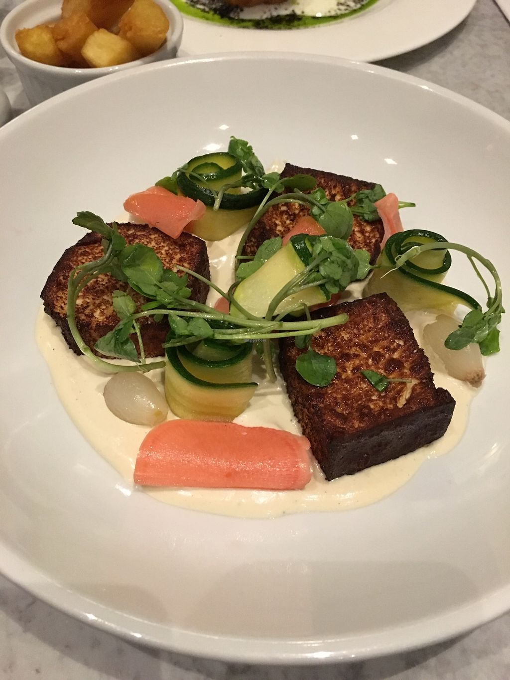 "Photo of 1847  by <a href=""/members/profile/EmmaWebb"">EmmaWebb</a> <br/>Crispy tofu <br/> February 27, 2018  - <a href='/contact/abuse/image/42071/364647'>Report</a>"