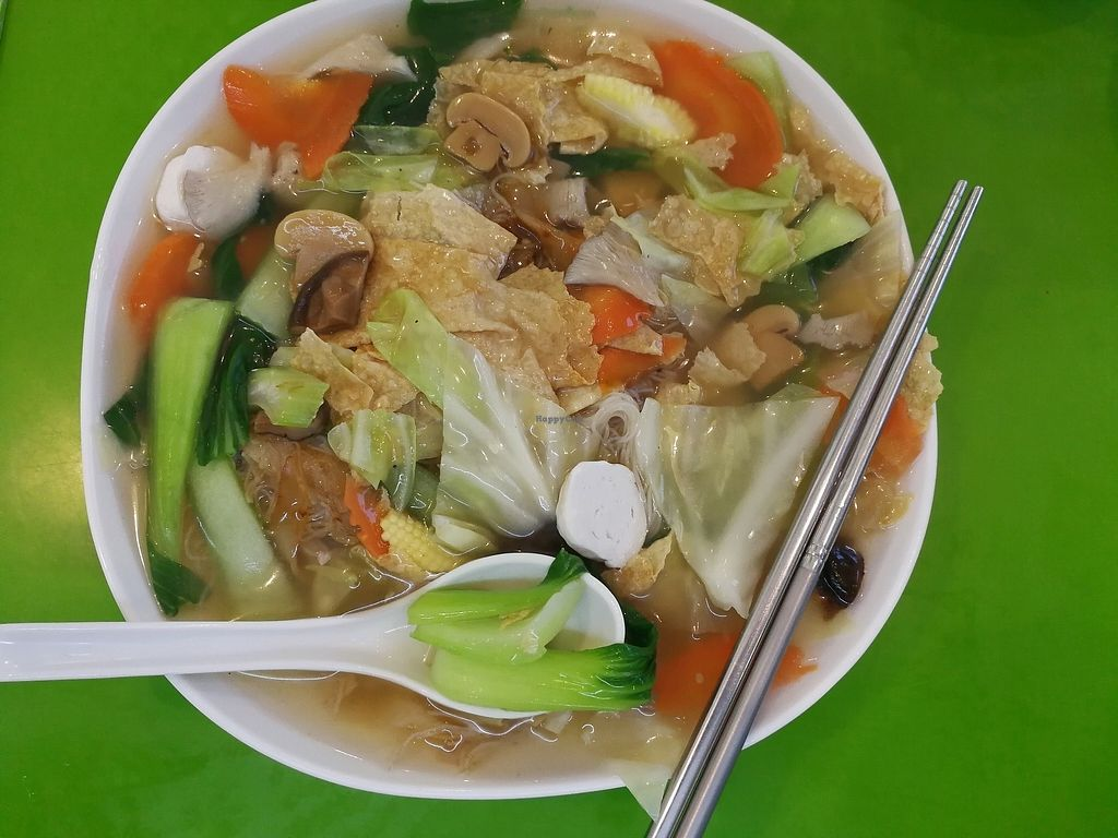 "Photo of My Vegetarian  by <a href=""/members/profile/Catherine50"">Catherine50</a> <br/>北马炒鷰鸯 <br/> January 2, 2018  - <a href='/contact/abuse/image/42085/342112'>Report</a>"