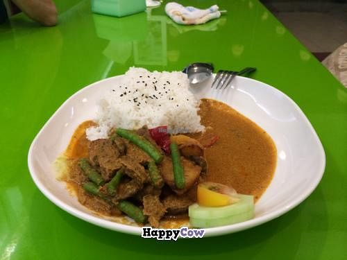 Photo of My Vegetarian  by seelim99 <br/>Curry mutton rice <br/> December 25, 2013  - <a href='/contact/abuse/image/42085/60861'>Report</a>