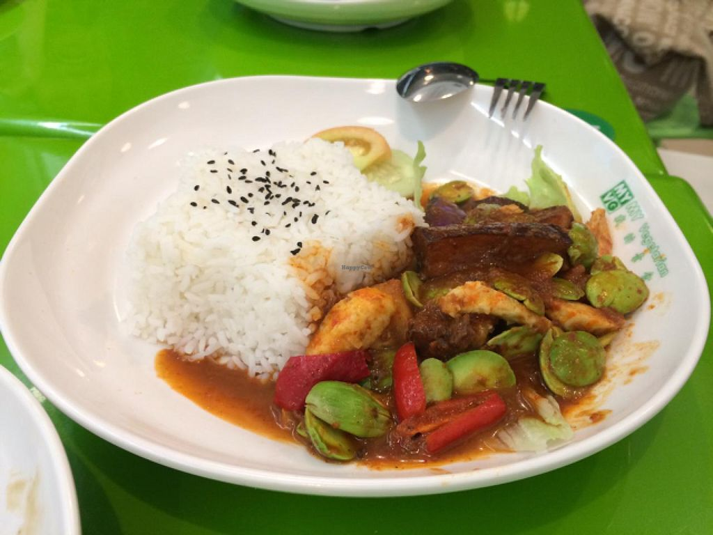 Photo of My Vegetarian  by seelim99 <br/>Perai prawn rice  <br/> December 26, 2013  - <a href='/contact/abuse/image/42085/60963'>Report</a>