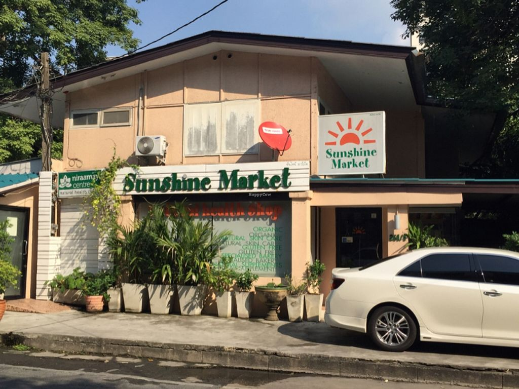 "Photo of Sunshine Market  by <a href=""/members/profile/Jrosworld"">Jrosworld</a> <br/>From outside <br/> December 24, 2015  - <a href='/contact/abuse/image/42114/129637'>Report</a>"