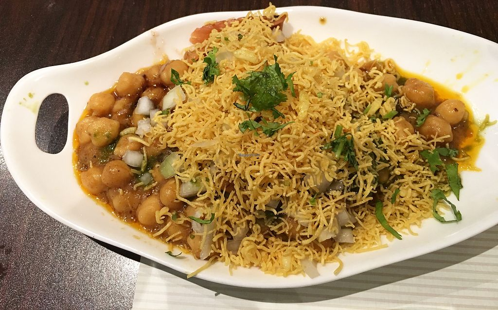 """Photo of Kailash Parbat  by <a href=""""/members/profile/Simrk"""">Simrk</a> <br/>Samosa Chaat without yogurt <br/> February 3, 2018  - <a href='/contact/abuse/image/42139/354242'>Report</a>"""