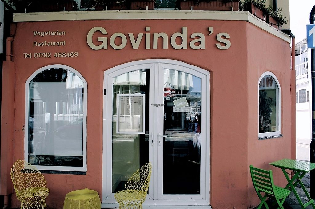 """Photo of Govinda's  by <a href=""""/members/profile/charclothier"""">charclothier</a> <br/>outside view <br/> February 17, 2017  - <a href='/contact/abuse/image/4215/227662'>Report</a>"""