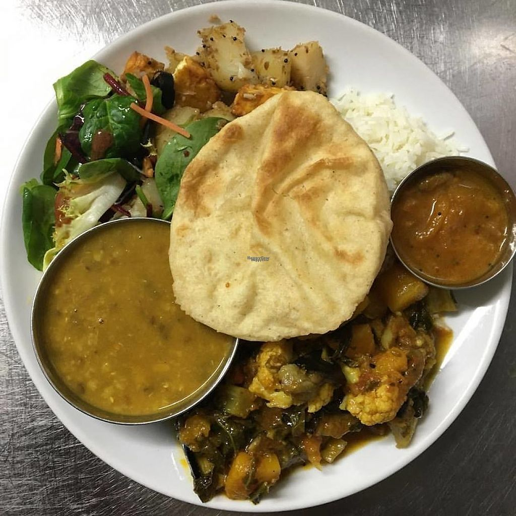 """Photo of Govinda's  by <a href=""""/members/profile/charclothier"""">charclothier</a> <br/>vegan food <br/> February 17, 2017  - <a href='/contact/abuse/image/4215/227668'>Report</a>"""