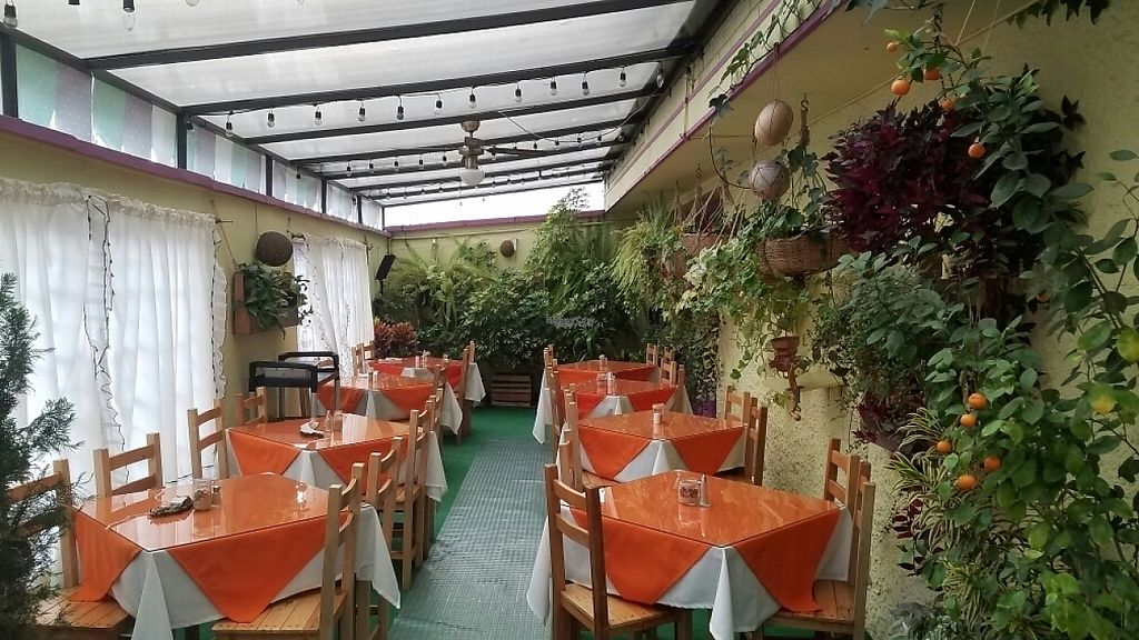 """Photo of Caballete and Berenjena  by <a href=""""/members/profile/kenvegan"""">kenvegan</a> <br/>Dining Area <br/> February 7, 2017  - <a href='/contact/abuse/image/42226/223786'>Report</a>"""