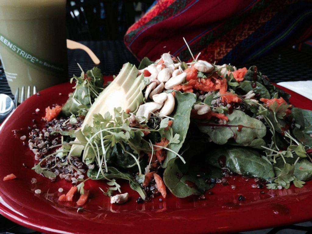 "Photo of Ola Juice Bar  by <a href=""/members/profile/Alyannkar"">Alyannkar</a> <br/>Quinoa salad bowl <br/> May 12, 2015  - <a href='/contact/abuse/image/42234/102056'>Report</a>"