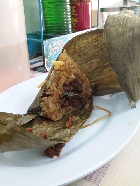 "Photo of Nam Heng Vegetarian  by <a href=""/members/profile/Fridsi"">Fridsi</a> <br/>inside banana leaf bundle  <br/> September 26, 2016  - <a href='/contact/abuse/image/4232/178037'>Report</a>"