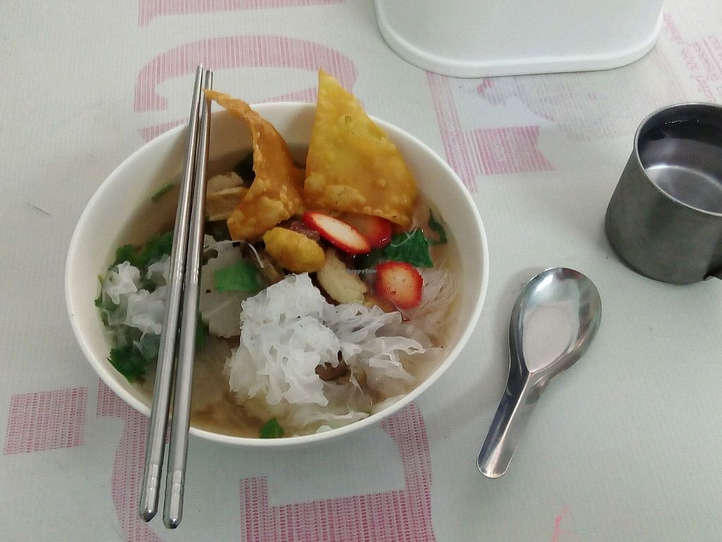 """Photo of Nam Heng Vegetarian  by <a href=""""/members/profile/Tofulicious"""">Tofulicious</a> <br/>Quay Teow Nam <br/> February 23, 2018  - <a href='/contact/abuse/image/4232/362813'>Report</a>"""