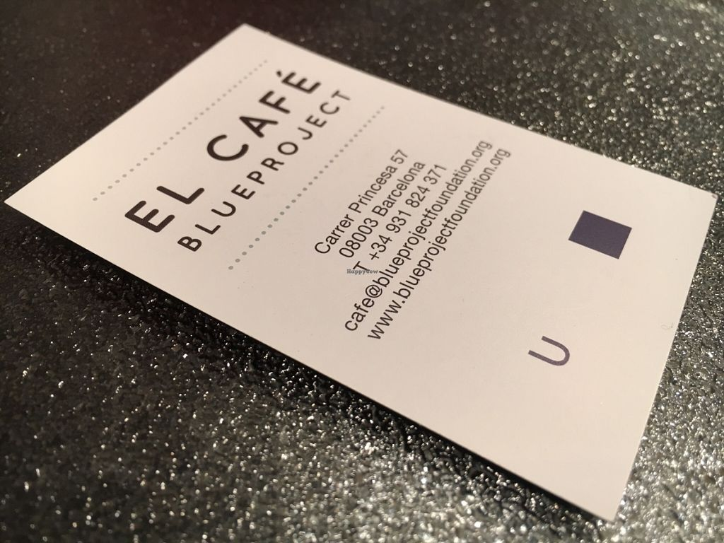 "Photo of El Cafe Blueproject - temporarily closed  by <a href=""/members/profile/hack_man"">hack_man</a> <br/>Business card <br/> June 29, 2016  - <a href='/contact/abuse/image/42332/156872'>Report</a>"