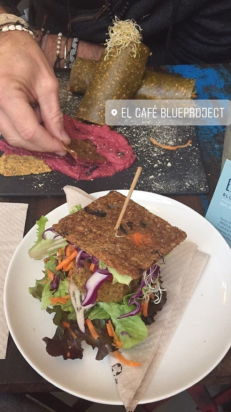 "Photo of El Cafe Blueproject - temporarily closed  by <a href=""/members/profile/JulkaHanudelova"">JulkaHanudelova</a> <br/>Yummy! Must try! <br/> November 27, 2017  - <a href='/contact/abuse/image/42332/329721'>Report</a>"