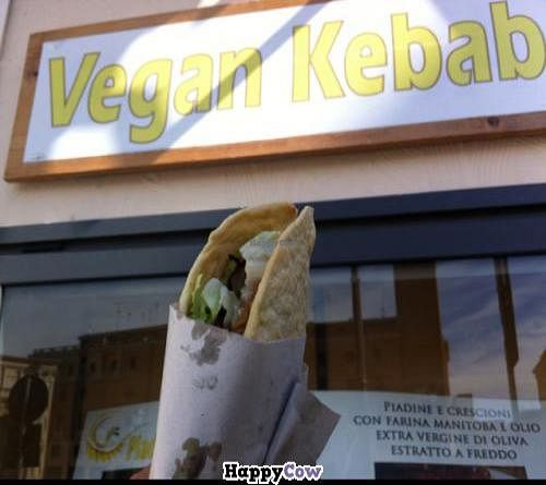 "Photo of Piadina Salentina  by <a href=""/members/profile/happyfox"">happyfox</a> <br/>vegan kebab <br/> November 5, 2013  - <a href='/contact/abuse/image/42353/57958'>Report</a>"