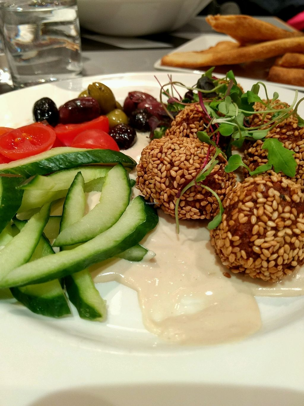 """Photo of Filmhouse Cinema Cafe Bar  by <a href=""""/members/profile/craigmc"""">craigmc</a> <br/>falafel meal <br/> April 1, 2018  - <a href='/contact/abuse/image/42360/379344'>Report</a>"""