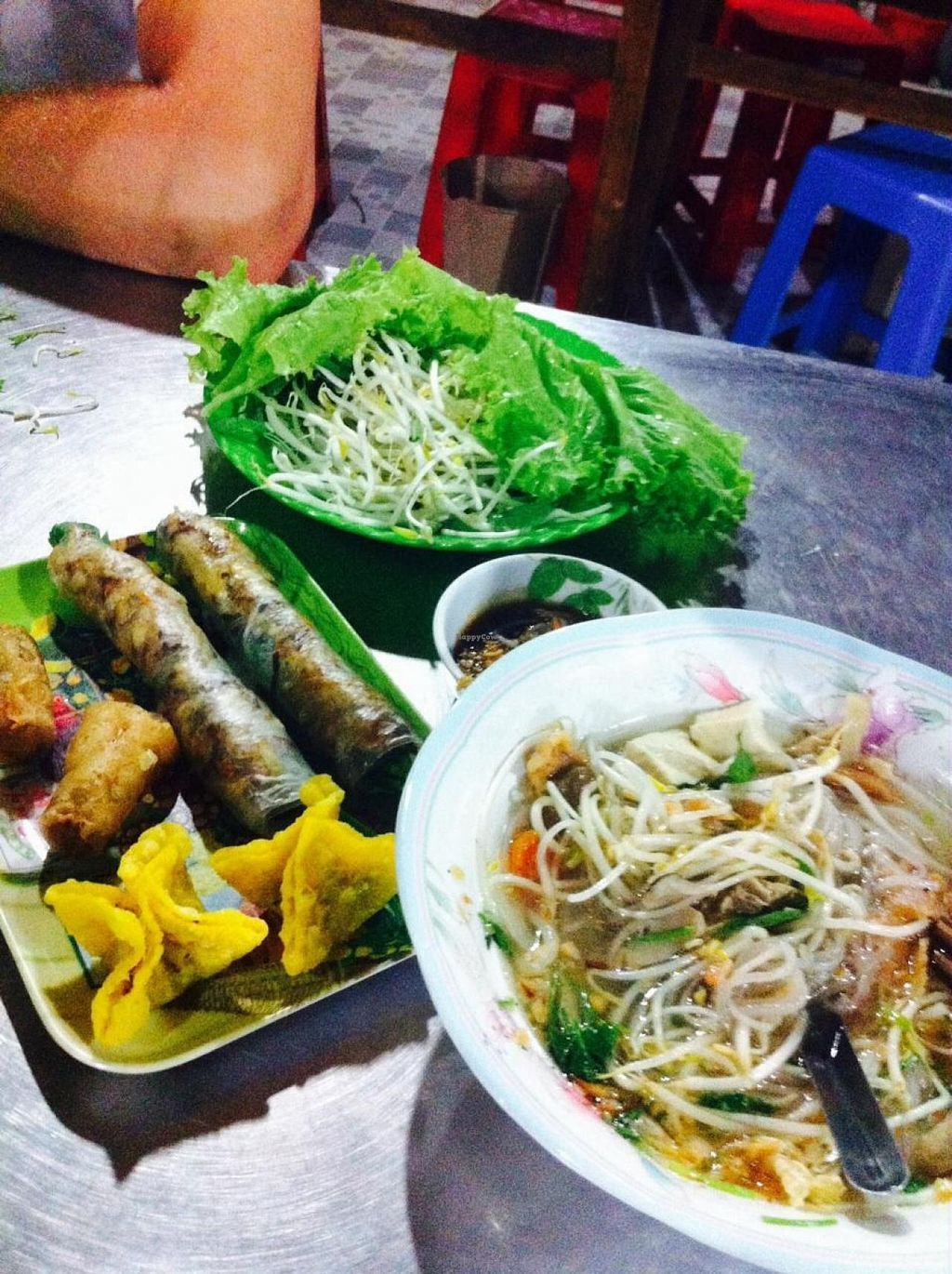 "Photo of Quan Chay Mai Thao  by <a href=""/members/profile/SarahVedel"">SarahVedel</a> <br/>Delicious! <br/> May 18, 2014  - <a href='/contact/abuse/image/42419/70220'>Report</a>"