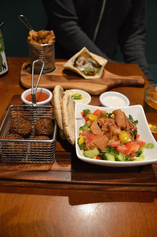 "Photo of Umi Falafel - Dublin 2  by <a href=""/members/profile/Vegan%20GiGi"">Vegan GiGi</a> <br/>Delicious food at Umi Falafel <br/> September 3, 2016  - <a href='/contact/abuse/image/42422/173257'>Report</a>"