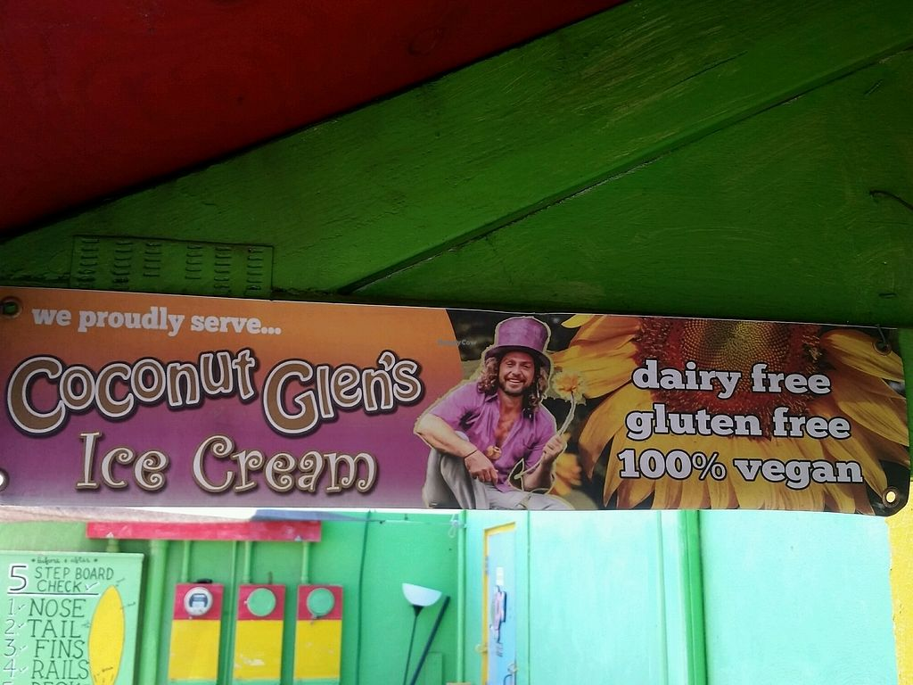 """Photo of Maui Mike's - Shaved Ice  by <a href=""""/members/profile/eric"""">eric</a> <br/>vegan ice cream <br/> August 2, 2017  - <a href='/contact/abuse/image/42447/288109'>Report</a>"""