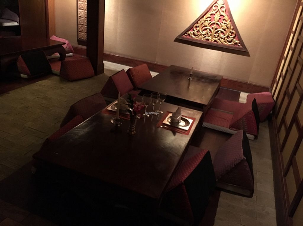 """Photo of Thai Barcelona  by <a href=""""/members/profile/hack_man"""">hack_man</a> <br/>low seating area  <br/> April 13, 2016  - <a href='/contact/abuse/image/42471/144432'>Report</a>"""